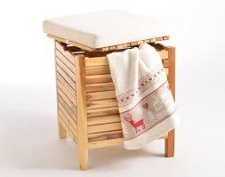 tabouret salle de bain bois avec et marchepied bains leroy merlin