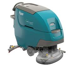 scrubbers tennant floor cleaning machines