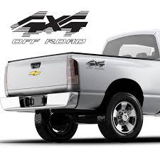 100 Chevy Gmc Trucks For 2Pcs4x4 Futuristic Design For Trucks F150 F250 F350