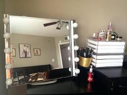Furniture Awesome Diy Vanity Mirror Ikea New Bathroom Hollywood
