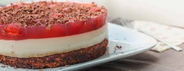 erdbeer vanillepudding kuchen rezept auf veganeo de