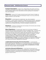 Awesome Volunteer Experience Resume Examples Lovely On