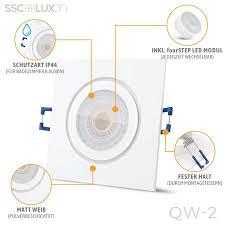 außen einbauleuchten mit schutzart ip44 bei led lichtraum