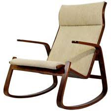 Jfk Rocking Chair Auction by Post 1950 In Type Rocking Chair Ebay