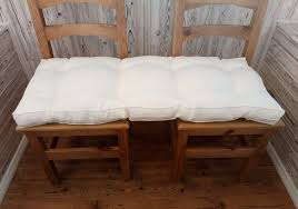 Awesome Bench Chair Cushions Seats Dining Target Small Seat ...