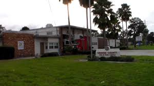 Orange County Fire Rescue Truck 51 Responding - YouTube