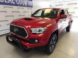 100 Toyota Tacoma Used Trucks St Clairsville Barcelona Red Metallic 2018