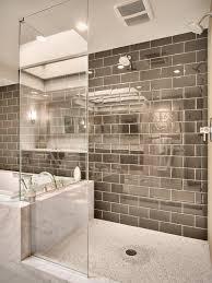 bathroom marble brick shower tiles pictures decorations