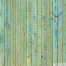 10x10FT Light Blue Vintage Wooden Planks Wall Custom Photography Backdrops Studio Backgrounds Vinyl 8x8 8x10 8x15 In Background From Consumer Electronics On