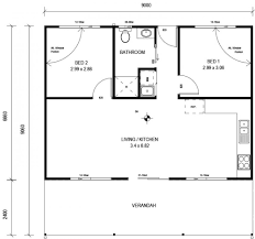 Tuff Shed Cabin Floor Plans by The Cabin House