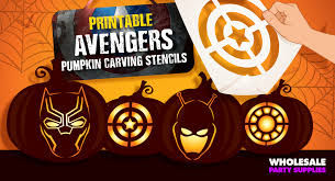 Free Batman Logo Pumpkin Carving Patterns by Fun And Free Printable Themed Pumpkin Carving Stencils U2014 All For