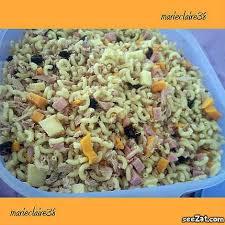 recette de salade de pâtes par claire38