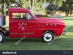 100 Micro Truck PLYMOUTH JULY 29 Fire Stock Photo Edit Now 109012562