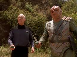 Star Trek The Next Generation Lower Decks by Review Star Trek The Next Generation U2013 Season 5 Blu Ray