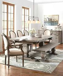 Grey Dining Room Table Sets Distressed Wood Lovely Of Set
