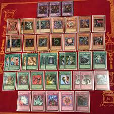post your collections here yugioh