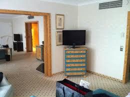 fernseher im schlafzimmer bild hotel palace berlin