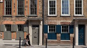 100 Townhouse Facades A Secret History Of The Townhouse Financial Times