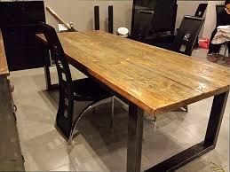 cuisine originale en bois table salle a manger originale luxury table de cuisine originale