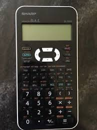 Suspended Ceiling Calculator Australia by Sharp Scientific Calculator Other Electronics U0026 Computers