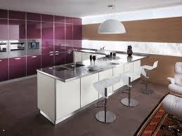 White Gloss Kitchen Design Ideas by Kitchen Cute Design Ideas Of White Black Modern Kitchen With