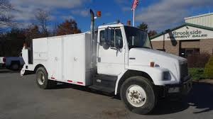 Utility Truck For Sale In Phillipston, Massachusetts