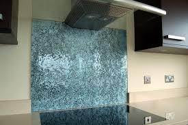Metallic Marble Splashbacks Each Hand Made Textured Glass