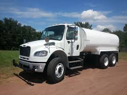 100 Water Truck 4000 Gallon Ledwell Custom Bodies Trailers