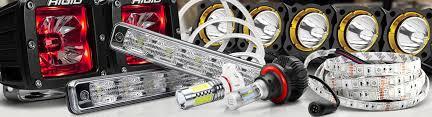 bmw led lights bars strips halos bulbs custom light kits