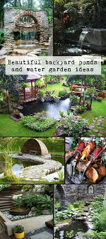 Beautiful Backyard Ponds And Water Garden Ideas ... Diy Backyard Stream Outdoor Super Easy Dry Creek Best 25 Waterfalls Ideas On Pinterest Water Falls Trout Image With Amazing Small Ideas Pond Pond Stream And Garden Plantings In New Garden Waterfall Pictures Waterfalls Flowing Away 868 Best Streams Images Landscaping And Building Interesting Joans Idea For Rocks Against My Railroad Ties Beautiful Yard 32 Feature Design Design Waterfall Ponds Call Free Estimate Of