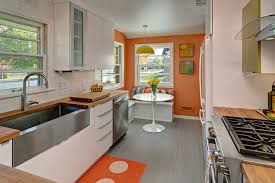 Fabolous Idea Mid Century Modern Kitchen Sink Grey Beige Ceiling Interior Design Wall Water Table Eat