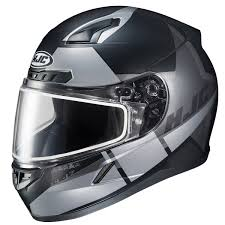 Hjc Cl 17 Chin Curtain by Hjc Cl 17 Sn Boost Helmet With Dual Lens Shield Jafrum
