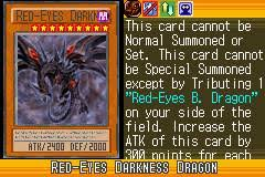 Horus The Black Flame Dragon Deck 2006 by Retroachievements Org Yu Gi Oh Ultimate Masters World