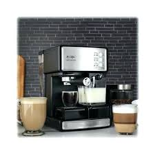 Espresso Machine At Medium Size Of Coffee Maker In Trendy Cafe Latte Home Mr Walmart