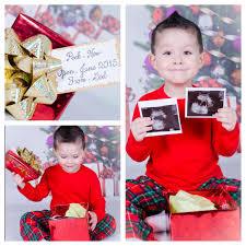 27 Christmas Baby Announcement Ideas Parents