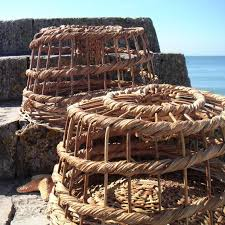 Decorative Lobster Trap Uk by Lobster Pot Decorative Lobster Pots Wicker Lobster Pots Buy