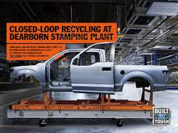 Ford Recycles Enough Aluminum To Build 30,000 F-150 Bodies Every ... Ford To Build A Hybrid F150 With Ingrated Generator For Jobsites 2018 Ford Rocky Mountain Edition Grey Looks Just Like Truck I Bought In Victoria Bc Gona Have Pickup Truck Sideboardsstake Sides Super Duty 4 Steps Rso Performance Build Page Ken Mckinnys 1976 F100 44 Ranger Raptor Release Still Possibility Automotive Concepts Vw Join Trucks Explore Work On Autonomous 1964 Dodge 44build Truckheavy Future Sales Wardsauto 2015 Buildyourown Feature Goes Online Motor Trend 59 Cummins Diesel Engine With Adapter Kit