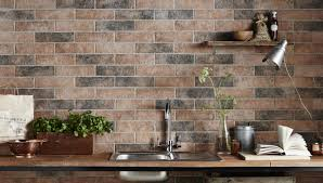 Brick Tiles Exposed Without The Mess