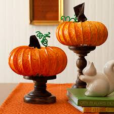 Dryer Vent Pumpkins Tutorial by How To Make Fake Pumpkins Craft Decorations Craft And Decoration