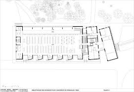 4 plan 1er large architecture learning centers and