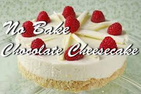 no bake chocolate cheesecake rezept käsekuchen ohne backen käsetorte ohne gelatine