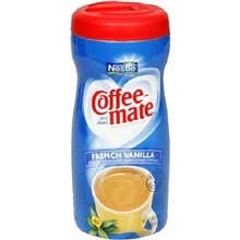Coffee Mate French Vanilla Powder Creamer