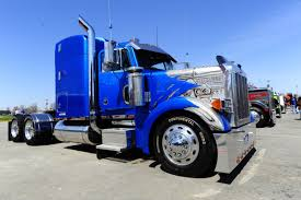 100 Show Semi Trucks 1995 Peterbilt 379 Custom Rig NextTruck Blog Industry News