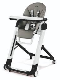 Peg Perego | SIESTA Adjustable High Chair - - ICE (GREY) | Color ...