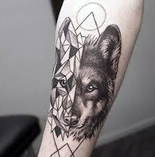 Best Geometric Tattoo