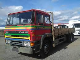 Left Hand Drive DAF 1900 ATI Turbo Intercooler 17.5 Ton Truck. | In ...