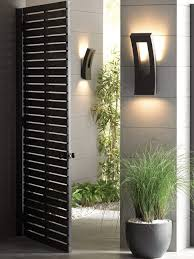 lighting the led outdoor wall sconce ideas lighting ideas led