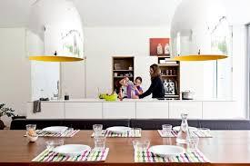 architekten gestaltete küchen schöner wohnen