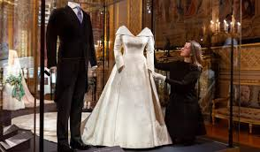 100 Mim Design Couture A Royal Wedding HRH Princess Eugenie And Mr Jack Brooksbank Visit