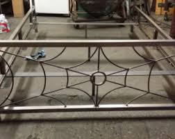 iron bed canopy queen sizewrought iron bed Gothic
